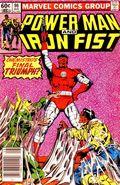 Power Man and Iron Fist (1972) Mark Jewelers 96MJ
