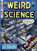 Weird Science HC (1980 Russ Cochran) The Complete EC Library 4-1ST