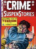 Crime Suspenstories HC (1983 Russ Cochran) The Complete EC Library 3-1ST