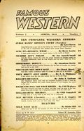 Famous Western (1937-1960 Columbia Publications) Pulp Vol. 7 #1