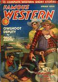 Famous Western (1937-1960 Columbia Publications) Pulp Vol. 5 #5