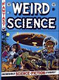 Weird Science HC (1980 Russ Cochran) The Complete EC Library 3-1ST