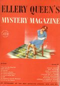 Ellery Queen's Mystery Magazine (1941-Present Davis-Dell) Vol. 8 #33