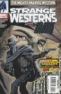 Marvel Westerns Strange Westerns Black Rider (2006) 0