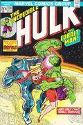 Incredible Hulk (1962-1999 1st Series) Mark Jewelers 174MJ