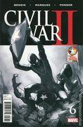 Civil War II (2016 Marvel) 6DIAMOND