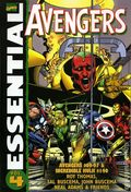 Essential Avengers TPB (1998- Marvel) 1st Edition 4-1ST
