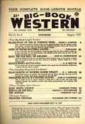 Big Book Western Magazine (1933-1954 Two-Books/Popular) Big-Book Western Pulp Vol. 21 #2