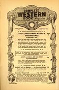 Complete Western Book Magazine (1933-1957 Newsstand) Pulp Vol. 13 #4