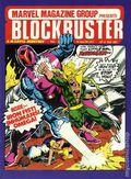 Blockbuster (1981) Marvel UK Magazine 6