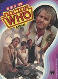 Doctor Who Annual HC (1965-Present) The Official Annual 1984-1ST