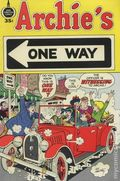 Archie's One Way (1972-1973) 1A