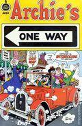 Archie's One Way (1972-1973) 1C