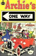 Archie's One Way (1972-1973) 1E