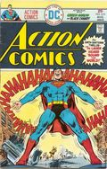 Action Comics (1938 DC) Mark Jewelers 450MJ
