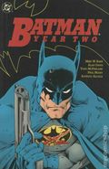 Batman Year Two TPB (1990 DC Edition) 1st Edition 1-REP