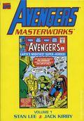 Avengers Masterworks TPB (1993 Marvel) 1-1ST