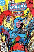 Justice League of America (1960 1st Series) Mark Jewelers 215MJ