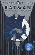DC Archive Editions Batman HC (1990-2012 DC) 1-REP