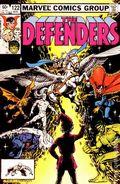 Defenders (1972 1st Series) Mark Jewelers 122MJ