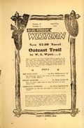 Blue Ribbon Western (1937-1950 Columbia) Pulp Vol. 12 #4