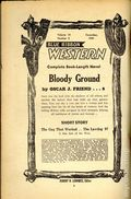 Blue Ribbon Western (1937-1950 Columbia) Pulp Vol. 12 #2