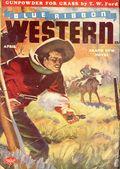 Blue Ribbon Western (1937-1950 Columbia) Pulp Vol. 10 #4