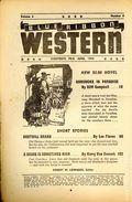 Blue Ribbon Western (1937-1950 Columbia) Pulp Vol. 6 #4