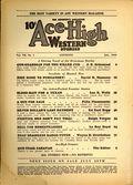 Ace-High Western Stories (1940-1951 Fictioneers) Vol. 7 #1