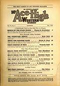Ace-High Western Stories (1940-1951 Fictioneers) Vol. 6 #4