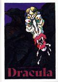 Alberto Breccia's Dracula HC (2021 Fantagraphics) 1-1ST