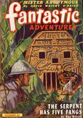 Fantastic Adventures (1939-1953 Ziff-Davis Publishing) Pulp Dec 1945