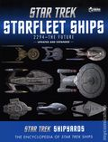 Star Trek Shipyards: Starfleet Ships 2294-The Future HC (2021 Hero Collector) Updated and Expanded Edition 1-1ST