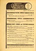 Dynamic Science Fiction (1952-1954 Columbia Publications) Pulp Vol. 1 #2