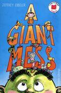 A Giant Mess GN (2021 Holiday House) I Like to Read Comics 1-1ST