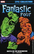 Fantastic Four Battle of the Behemoths TPB (2021 Marvel) Epic Collection 1-1ST