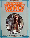Files Magazine Spotlight on Doctor Who: Season 14 SC (1985 Psi Fi Press) 1-1ST