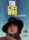 Doctor Who Annual HC (1965-Present) The Official Annual 1976-1ST