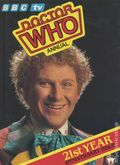 Doctor Who Annual HC (1965-Present) The Official Annual 1985-1ST