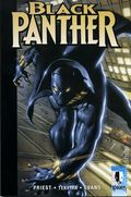 Black Panther The Client TPB (2001 Marvel Knights) 1-1ST