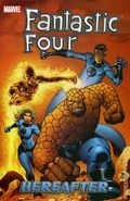 Fantastic Four TPB (2003-2005 Marvel) By Mark Waid 4-1ST