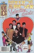 New Kids on the Block Valentine Girl (1990) 1