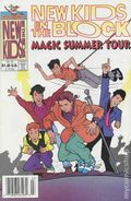 New Kids on the Block Magic Summer Tour (1990) 1A