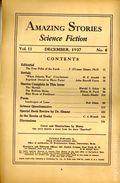 Amazing Stories (1926-Present Experimenter) Pulp Vol. 11 #6