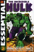 Essential Incredible Hulk TPB (1999- Marvel) 1st Edition 2-REP