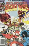 Marvel Super Heroes Secret Wars (1984) Mark Jewelers 9MJ