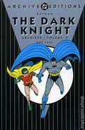 DC Archive Editions Batman the Dark Knight HC (1992-2012 DC) 2-1ST