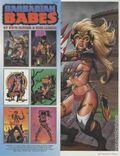 Barbarian Babes Portfolio (SQP) 1994