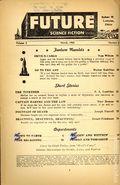 Future Science Fiction (1952-1960 Columbia Publications) Pulp Vol. 2 #6