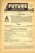 Future Science Fiction (1952-1960 Columbia Publications) Pulp Vol. 3 #2
